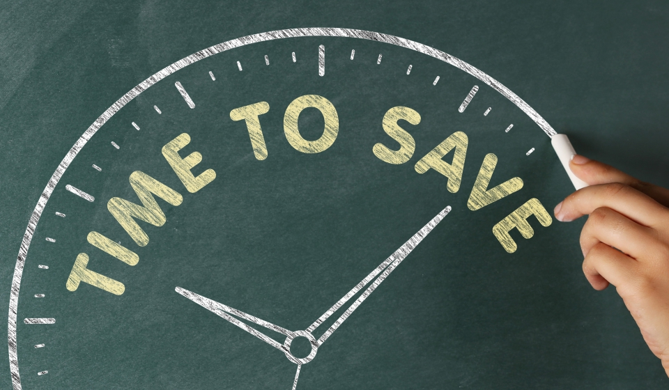 a time to save
