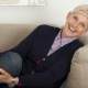 ***SUNDAY CALENDAR  STORY FOR APRIL 7, 2013. DO NOT USE PRIOR TO PUBLICATION**********BURBANK, CA - APRIL 2, 2013: Talk show host Ellen DeGeneres sits in her Warner Bros. studio dressing room April 2 2013 in Burbank. DeGeneres' appeal is enormous in her 10th year as a syndicated talk host. (Brian van der Brug / Los Angeles Times)