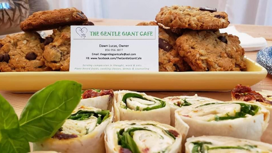 gentle giant cafe