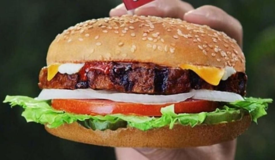 impossible burger for air force post