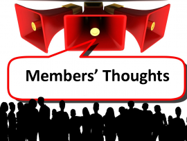 members thoughts 2